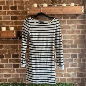 French Connection Mini Dress striped